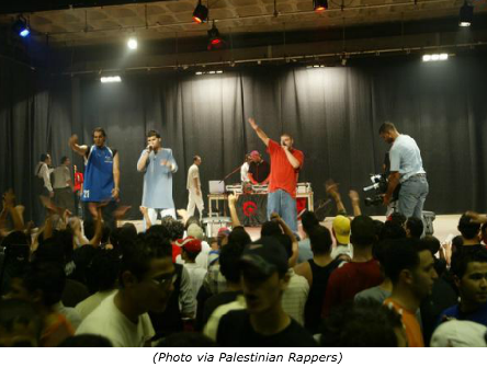 Palestinian Rappers